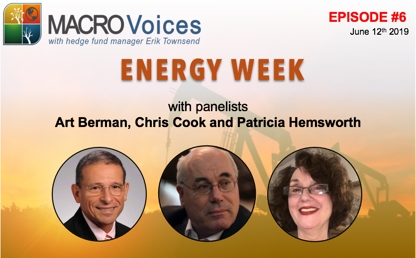 Energy Week Episode 6 : Natural gas backwardation in mid-summer?
