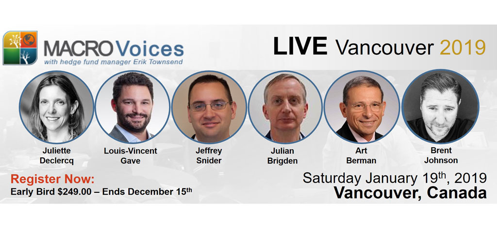 MacroVoices Live Vancouver 2019